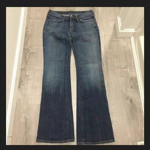 Citizens Of Humanity Womans Jeans 28 Boot Blue S12